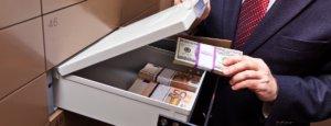 Хранение ценностей в депозитариях банков