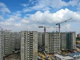 Договор ипотечного кредитования не прекращается даже после окончания строительства