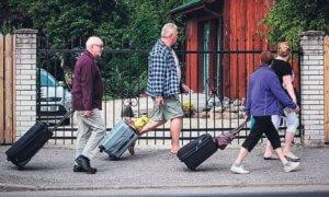 Вид на постоянное проживание в Финляндии оформляется после 4-х лет законного нахождения на территории страны