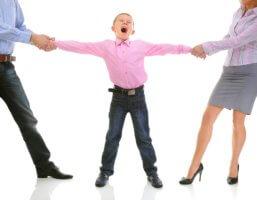 Ребенок, достигший возраста 10 лет, сам вправе решать, с кем из родителей ему остаться