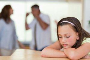 При расторжении брака возможны 3 варианта исхода событий