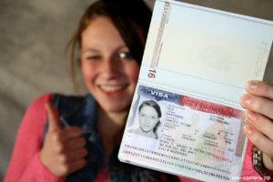 Документы на визу необходимо подготовить заранее