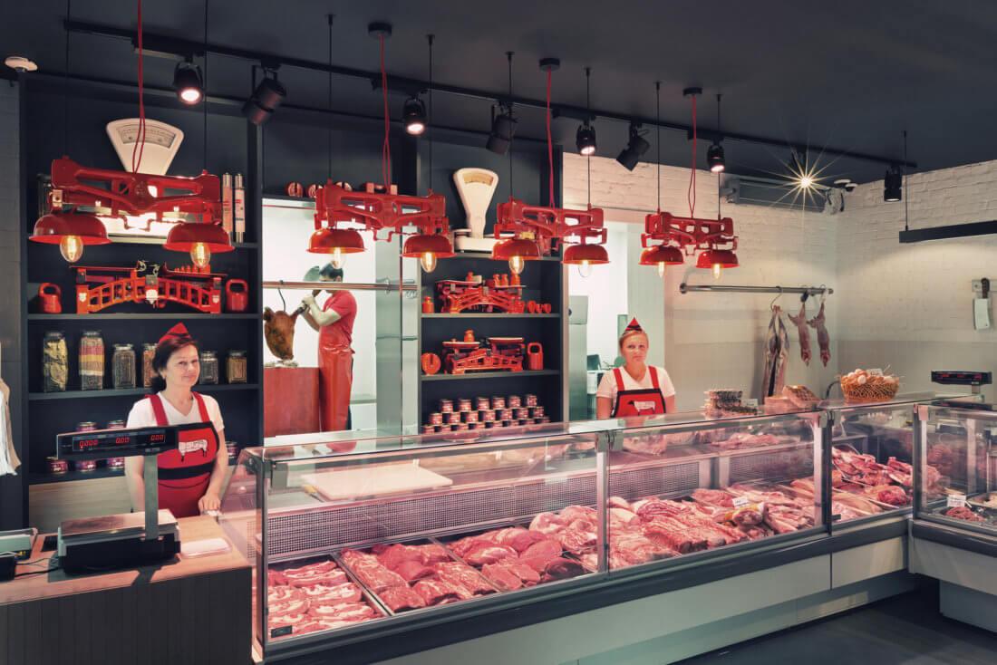 Как открыть мясной магазин с нуля — продажа мяса как бизнес
