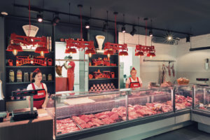 Мясной магазин - весьма рентабельный бизнес с быстрой окупаемостью