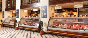 Открывать мясной магазин лучше всего в людных местах