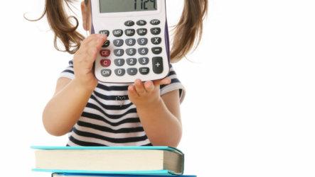 Стандартный вычет на детей: процедура оформления
