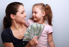 Сколько полагается алиментов на одного ребенка