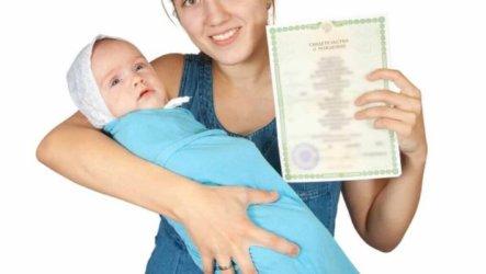 Порядок получения документов на новорожденного, что говорит закон
