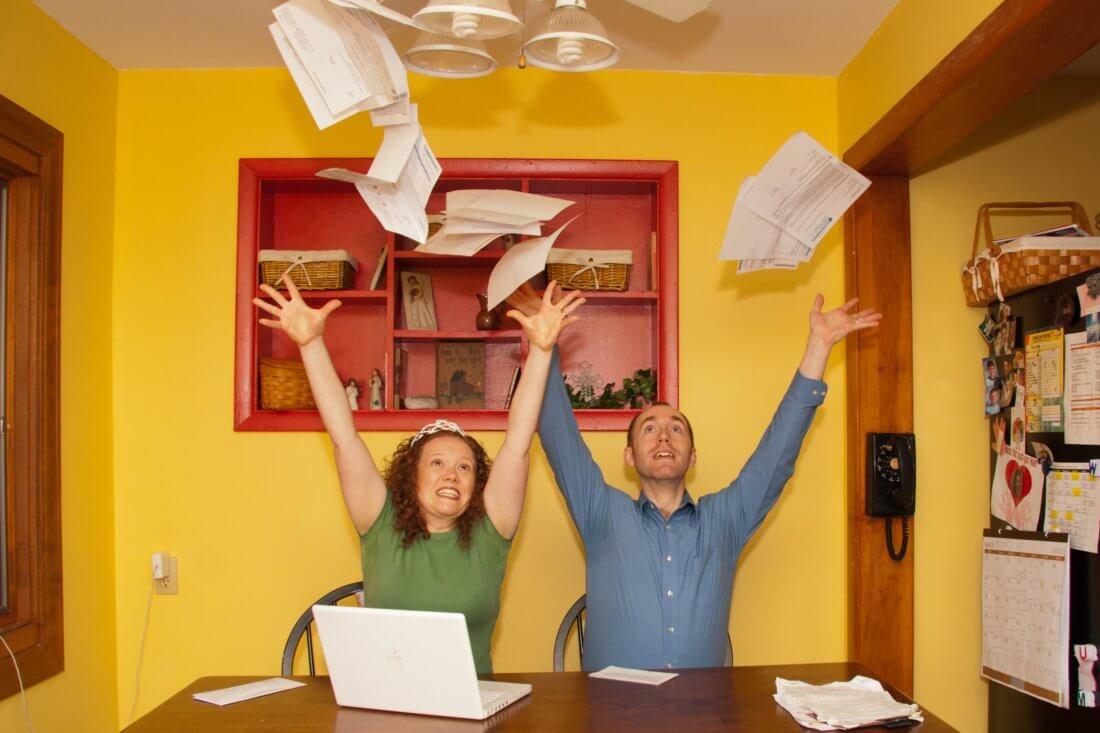 Как уйти от долгов по кредиту
