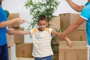 Соглашение при разводе о детях