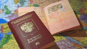 паспорт заграничный