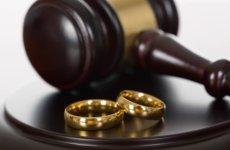 Расторжение брака: как оформить заявление на развод в мировой суд, образец