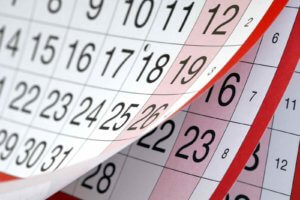 выплата заработной платы по календарю