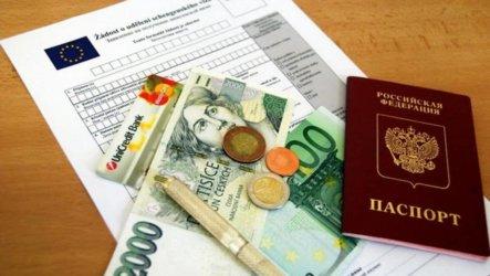 Справка для визы из банка – варианты оформления