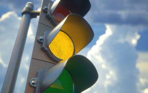 современный светофор