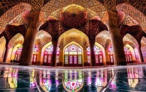 иран архитектура