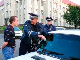 незаконное задержание авто