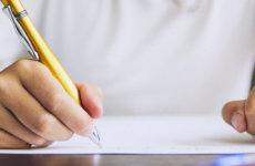 Как написать письмо губернатору с просьбой оказать содействие
